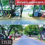 Kavling Jl. Kedoya Raya, Jakarta Barat, 35x53m, SHM