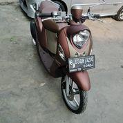 Yamaha Fino 125 Tahun 2019