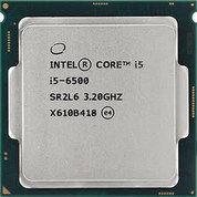 Processor Intel Core I5-6500