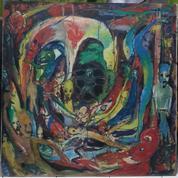 Lukisan Negeri Jin Karya Rahmat Jabaril 1997