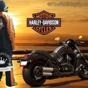 Harley Davidsonn Raincoat Jas Hujan Jaket