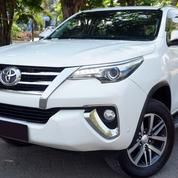2017 Fortuner VRZ Automatic, Rawat Nasmoco, Nol Spet, Like New 99%