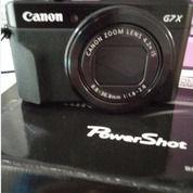 Canon G7 X Mark II Garansi Resmi Masih Panjang