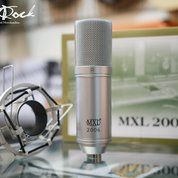 MXL 2006 Large Gold Diaphragm Condenser Microphone