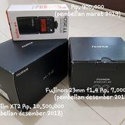 Fujifilm XT2 23mm F1.4 & GODOX TT350