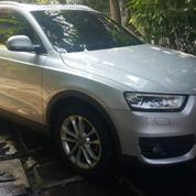 Audi Q3 Tahun 2012 Silver