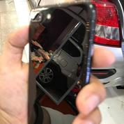 IPHONE 7 PLUS 256G JET BLACK Ex Singapore - Asesoris Belum Perna Pakai Dari Baru