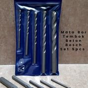 Mata Bor Tembok Beton Bosch Set 5pcs