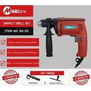Impact Drill MAILTANK Technology Mesin Bor Tangan Set Bor