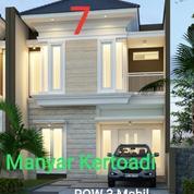 Rumah Baru Gress, Lokasi Ciamik Tengah Kota Manyar Kertoadi