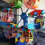 Mainan Kincir Angin Odong Rjm Pasar Malam
