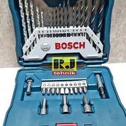 Mata Bor Multifungsi + Mata Obeng Screwdriver Bit Bosch X33 Set 33pcs