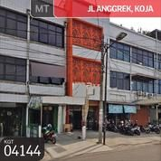 Ruko Jl Anggrek, Rawa Badak Utara, Koja, Jakarta Utara
