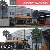 Gudang Jl Pemda Tigaraksa, Desa Matagara, Tigaraksa, Tangerang