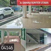 Ruko Jl Danau Sunter Utara, Perkantoran Sunter Permai, Sunter, Jakarta Utara