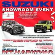 Suzuki Ertiga Hadiah 1 Unit Jimny Khusus Hari Kemerdekaan