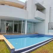 Rumah Brand New Limo Permata Hijau Pool Town House 2.5lt 3KT
