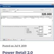 Power Retail 2.0 (Software POS)