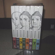Buddha Box Set 1-8