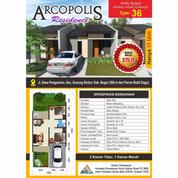 Rumah Mewah Minimalis Di Arcopolis Residence Gunung Sindur Bogor