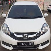 Honda Mobilio S MT 2014 Putih Mlus