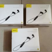 Baseus S09 Bluetooth Earphone Wireless Headphone -ORI