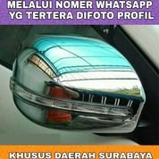 Cover Spion Chrome With Lamp All Grand Great New Avanza Xenia Mata Sipit