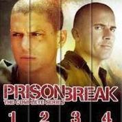 DVD Prison Break All Season (Season 1-4)