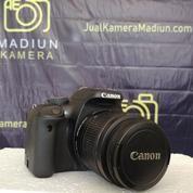Canon Eos 550D Minus Karet Usb Lepas Siap Pakek
