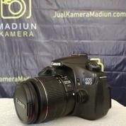 Canon EOS 60D Lengkap Box Good Condition Siap Pake