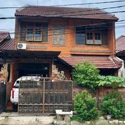Rumah Di Bintaro, Gaya Dan Ornamen Bali, 2Lt, Dlm Prmhn Di Jurangmangu, Pondok Aren