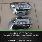 Cover Spion Chrome With Lamp Khusus Buat Avanza Xenia Vvti