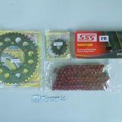 Gear Set Rantai SSS 520