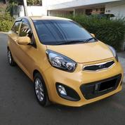 Kia Picanto New Se Manual 2012/2013 Kuning Limited Edition