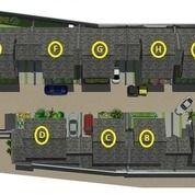 Rumah Cluster Baru Lokasi Strategis Akses Jalan 2 Mobil Di Jaksel