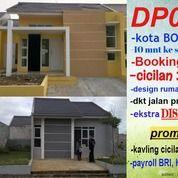DP0% Dekat Stasiun Cilebut KPR 1jtan Strategis Murah Di Kota BOGOR