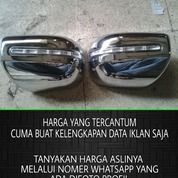 Cover Spion Chrome With Lamp Khusus Buat All Grand Great New Avanza Xenia