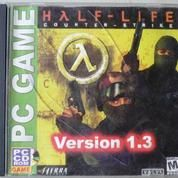 "CD PC Game ""Half-Life Counter Strike"""
