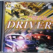 "CD PC Game ""Taking It To The Streets DRIVER """