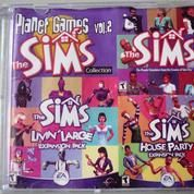 "CD PC Game ""The Sims Collection """