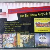 "CD PC Game "" The Sims House Party Full CD Version"""