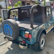 CJ-7 Jeep Th 1985