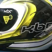 Helm KBC Zero Include Spoiler Ukuran L