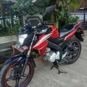 Vixion KS F1 2013,Pajak Hidup Panjang,Surat Lengkap,Flat Depok Samsat CINERE