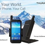 Thuraya Satsleeve Plus Perangkat Tambahan For Iphone Android Dan Ios Harga Murah Ok