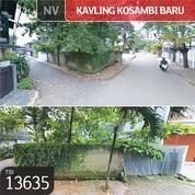 Kavling Kosambi Baru, Jakarta Barat, 14x15m, SHM