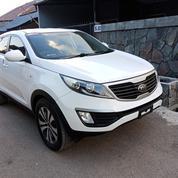 Kia Sportage 2013 SE Manual Putih