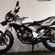 Honda Tiger Revo White 200 CC Tahun 2012