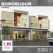 Rumah Kost Baru 11 Kamar Di Borobudur Suhat Kota Malang _ 407.19