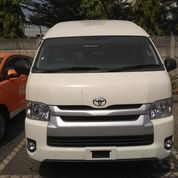 Ready Stock Hiace Commuter Putih Cash/ Credit